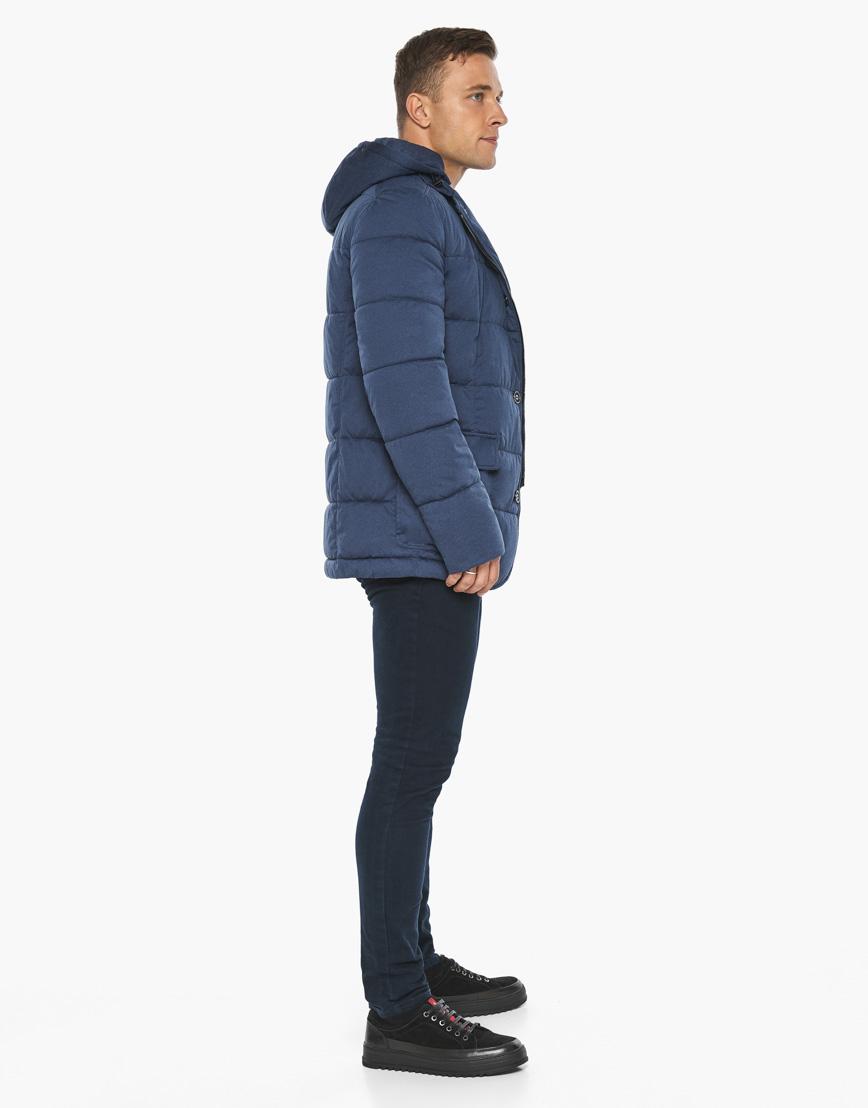 Воздуховик модного дизайна Braggart мужской зимний цвет джинс модель 35230 фото 6