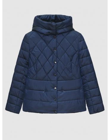 48 (M) – последний размер – куртка короткая женская Braggart синяя осенне-весенняя 200033 фото 1