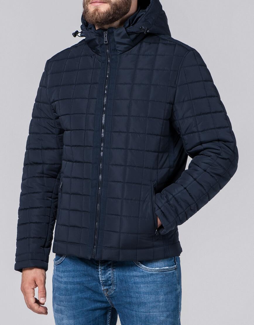 Синяя куртка оригинального дизайна Braggart Evolution модель 2475 оптом