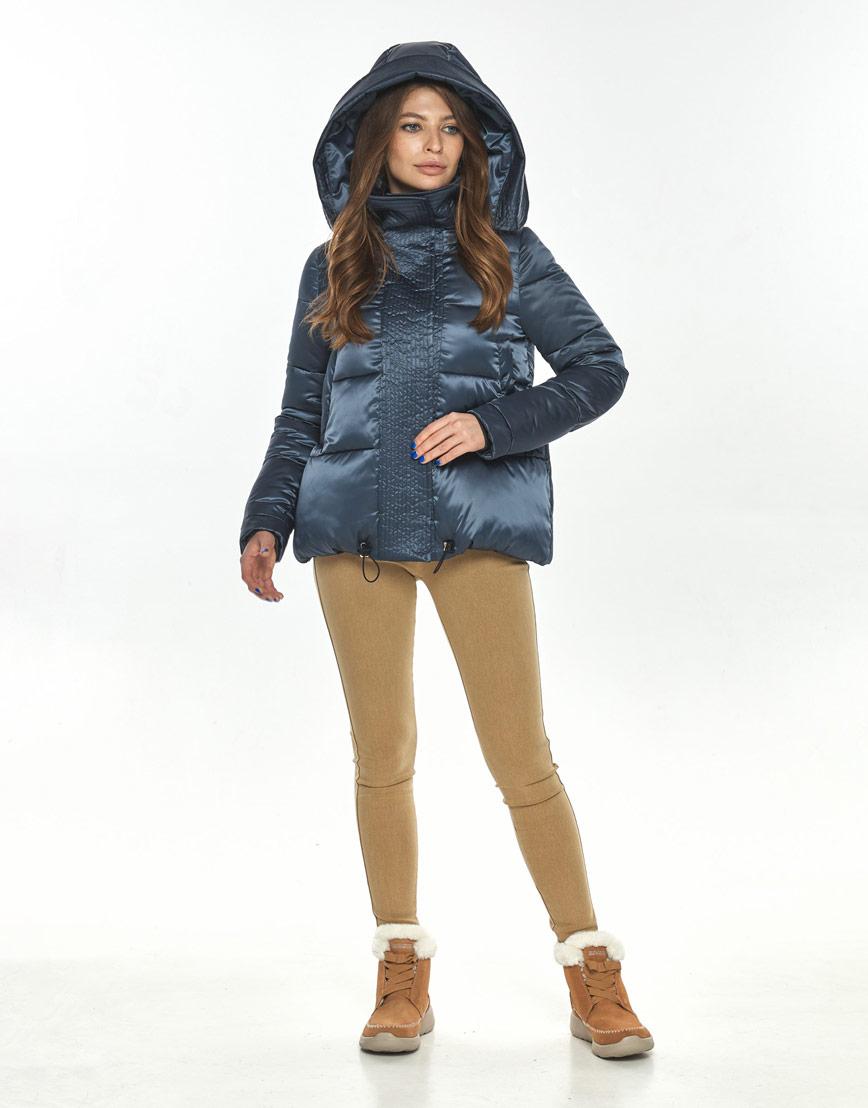 Куртка женская Ajento фирменная синего цвета 23952 фото 1