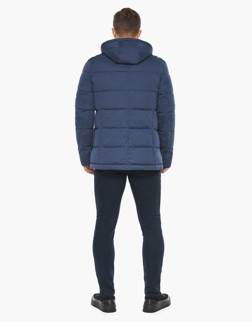 Воздуховик модного дизайна Braggart мужской зимний цвет джинс модель 35230 фото 7