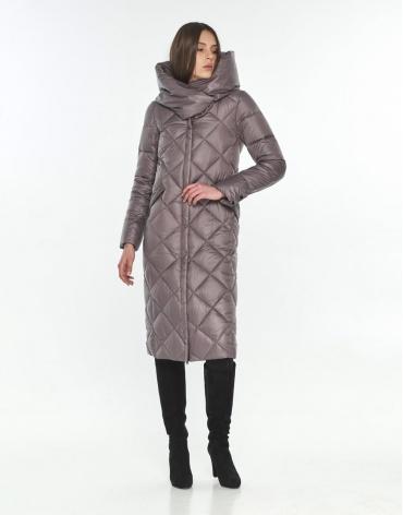 Куртка для подростка пудровая стильная Wild Club 594-37 фото 1