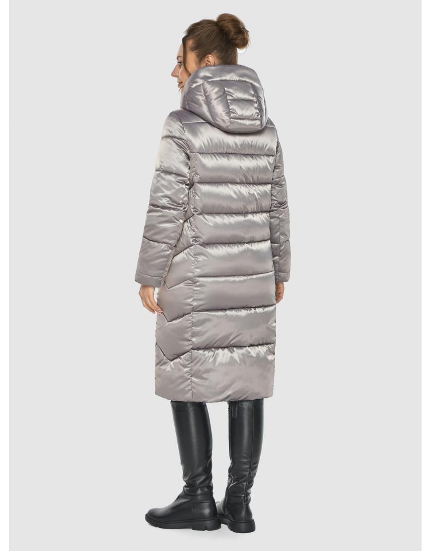 Кварцевая куртка с капюшоном женская Ajento 22975 фото 4