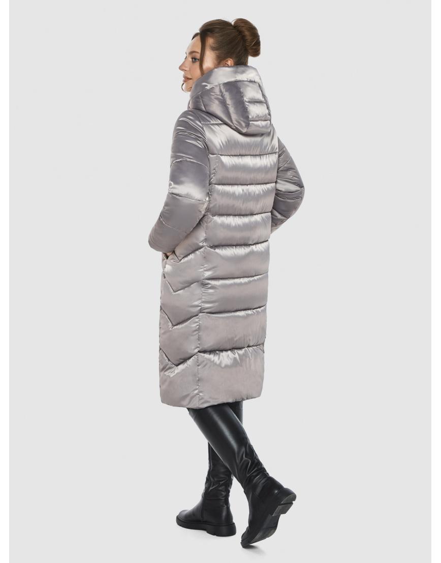 Кварцевая куртка с капюшоном женская Ajento 22975 фото 2