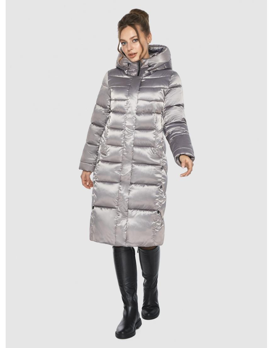 Кварцевая куртка с капюшоном женская Ajento 22975 фото 1