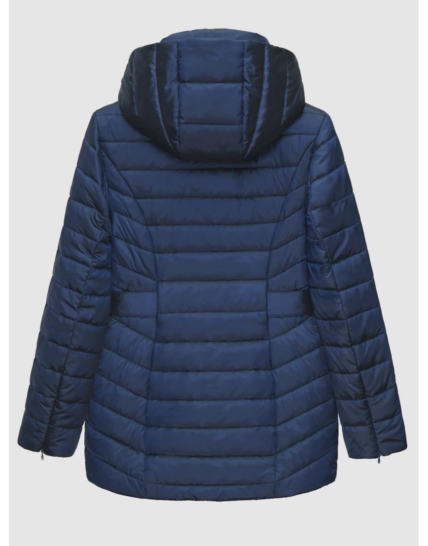 Куртка женская Braggart синяя осенне-весенняя короткая 200035 фото 2
