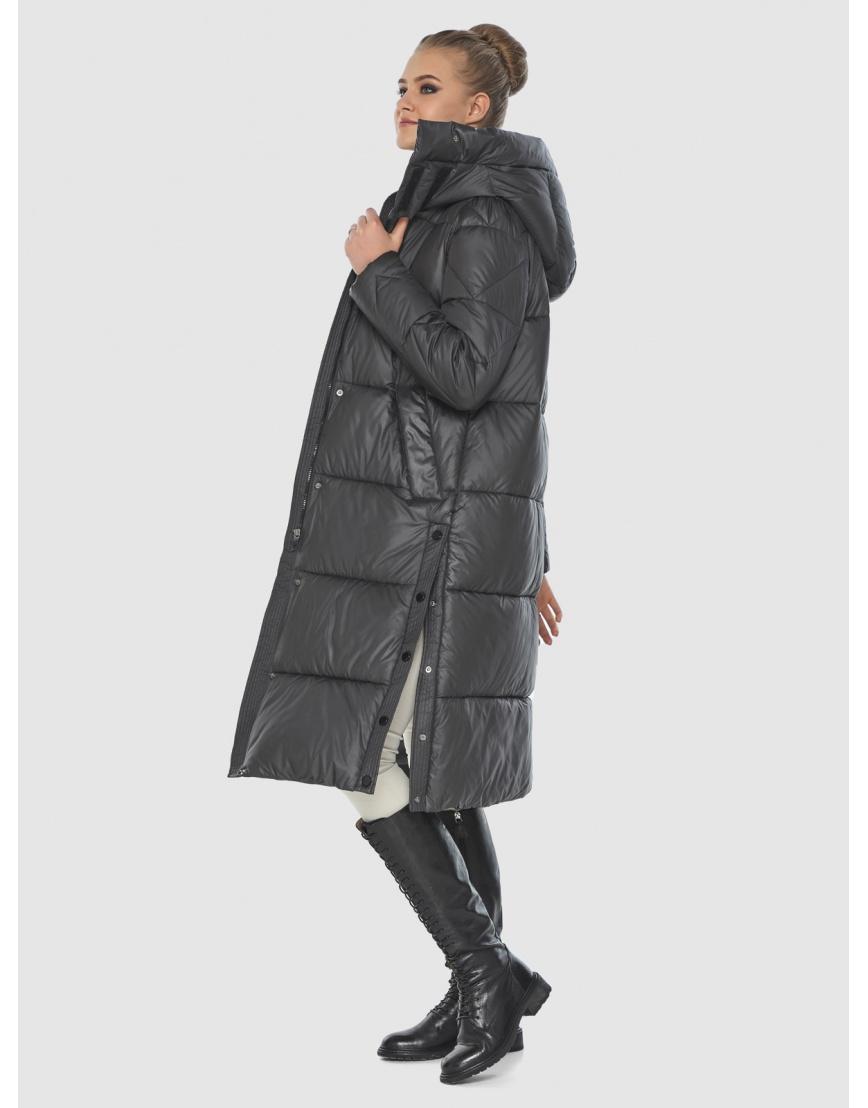 Куртка с карманами женская серая Tiger Force TF-50291 фото 6