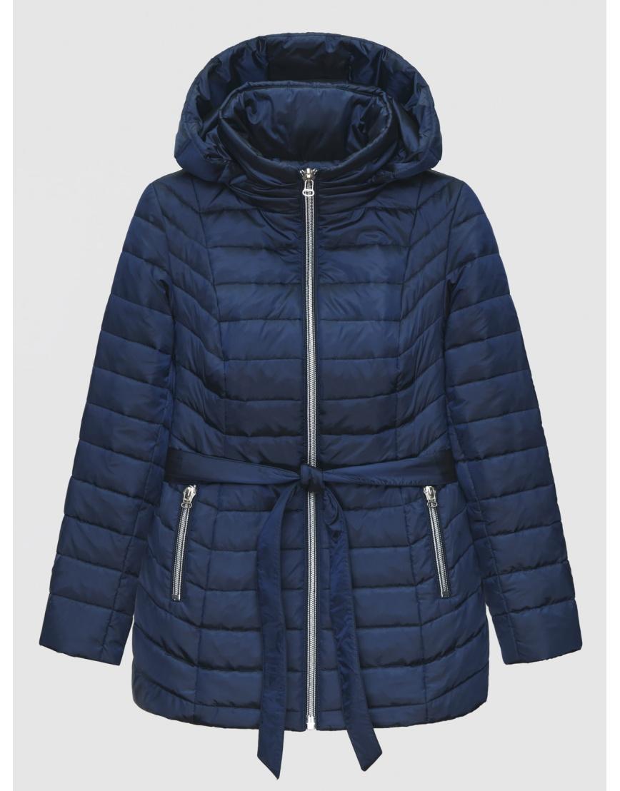 Куртка женская Braggart синяя осенне-весенняя короткая 200035 фото 1