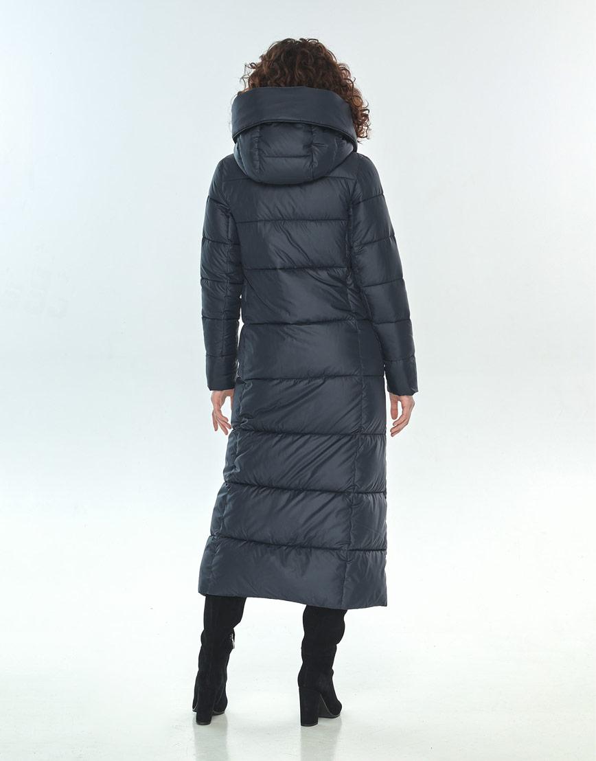 Куртка женская Moc синяя удобная M6321 фото 3