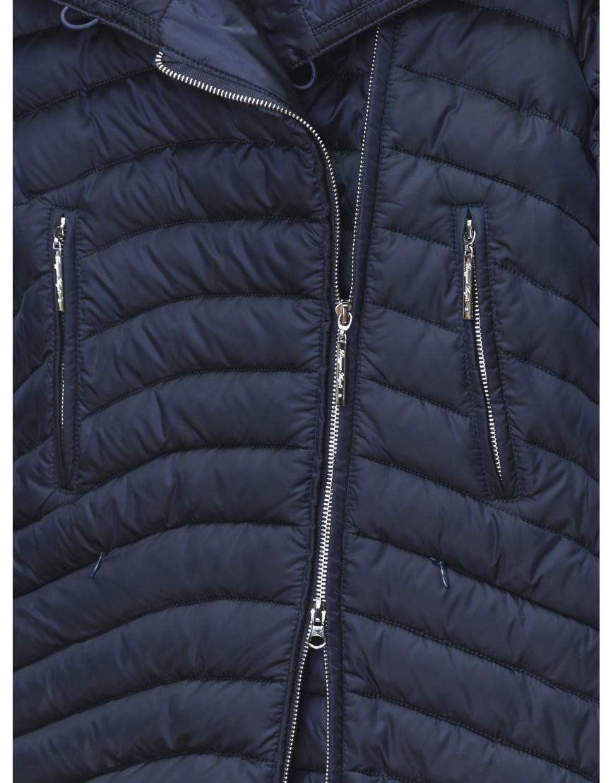 Куртка с манжетами женская Braggart синяя зимняя 200032 фото 4