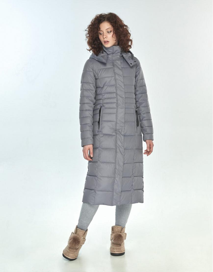 Куртка женская Moc комфортная цвет серый M6430 фото 1