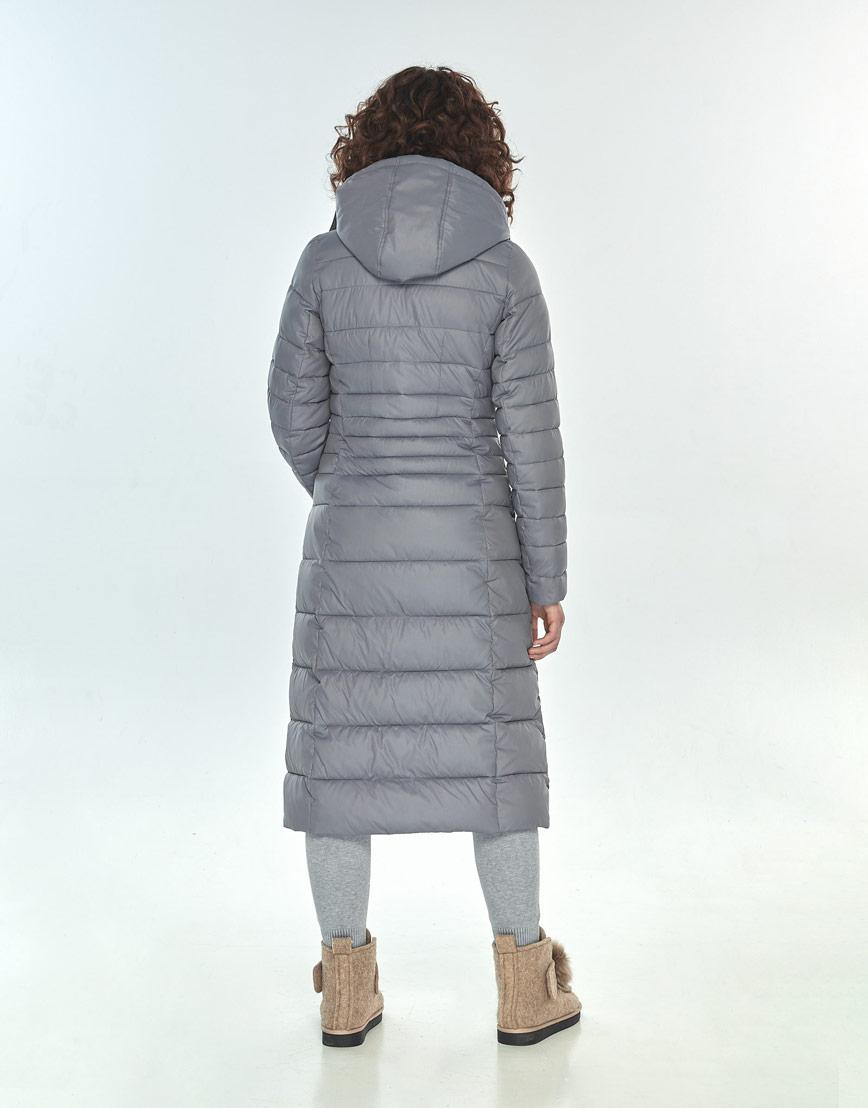Куртка женская Moc комфортная цвет серый M6430 фото 3