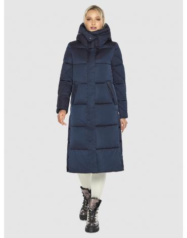 Синяя куртка женская современная Kiro Tokao 60024 фото 1