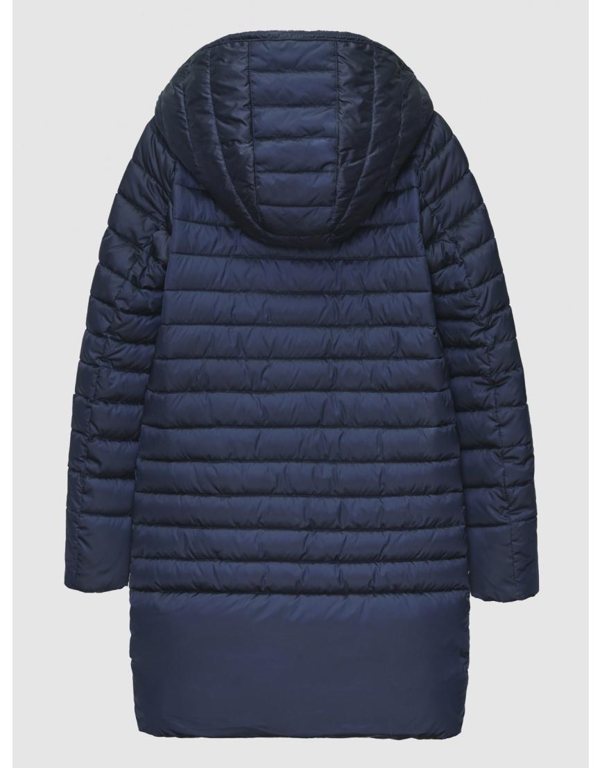 Куртка с манжетами женская Braggart синяя зимняя 200032 фото 2
