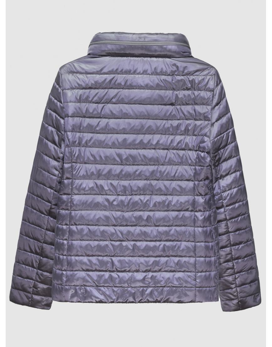 48 (M) – последний размер – куртка женская Braggart серая осенняя короткая 200038 фото 3