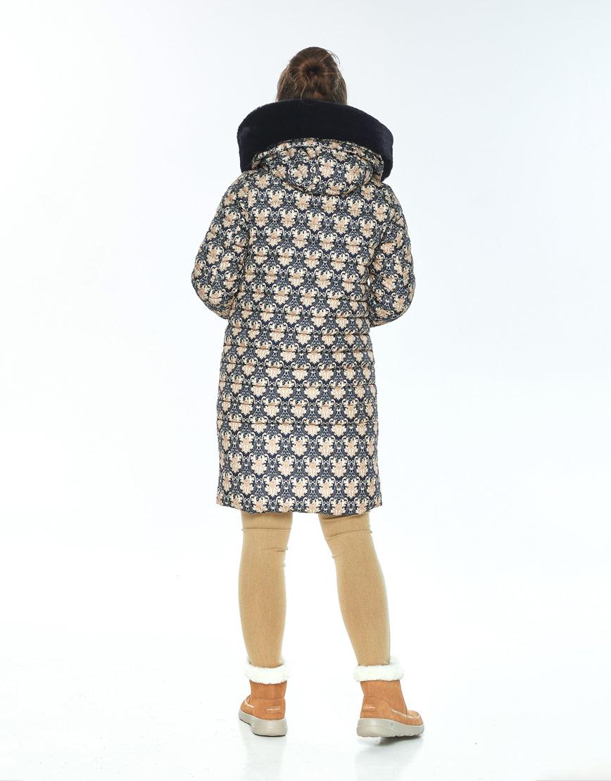 Куртка с рисунком женская Ajento на молнии 24138 фото 3