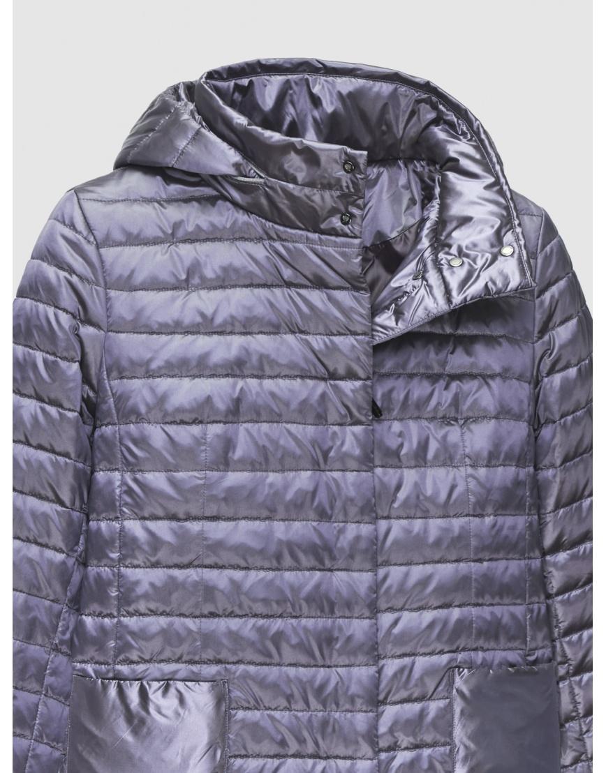 48 (M) – последний размер – куртка женская Braggart серая осенняя короткая 200038 фото 4