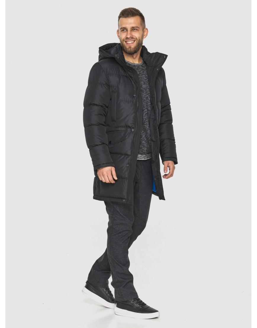 Куртка с карманами мужская Tiger Force чёрная 2814 фото 3