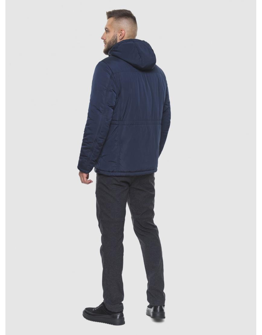 Оригинальная куртка темно-синяя модель 1905-1 фото 2