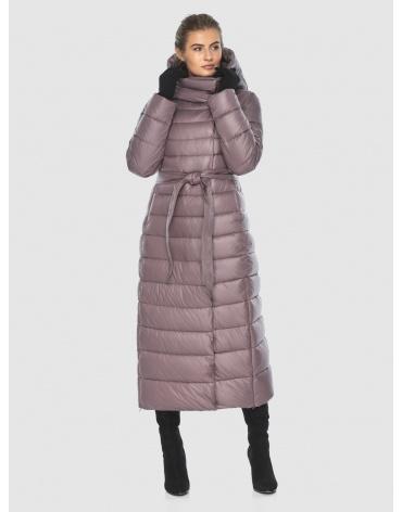 Подростковая курточка практичная Ajento зимняя пудровая 23320 фото 1