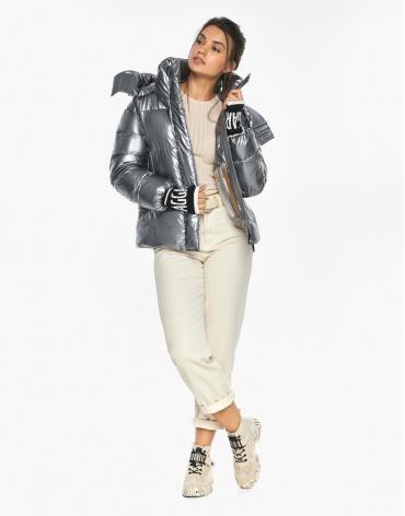 Воздуховик Braggart женский удобный цвет серебро модель 44520 фото 1