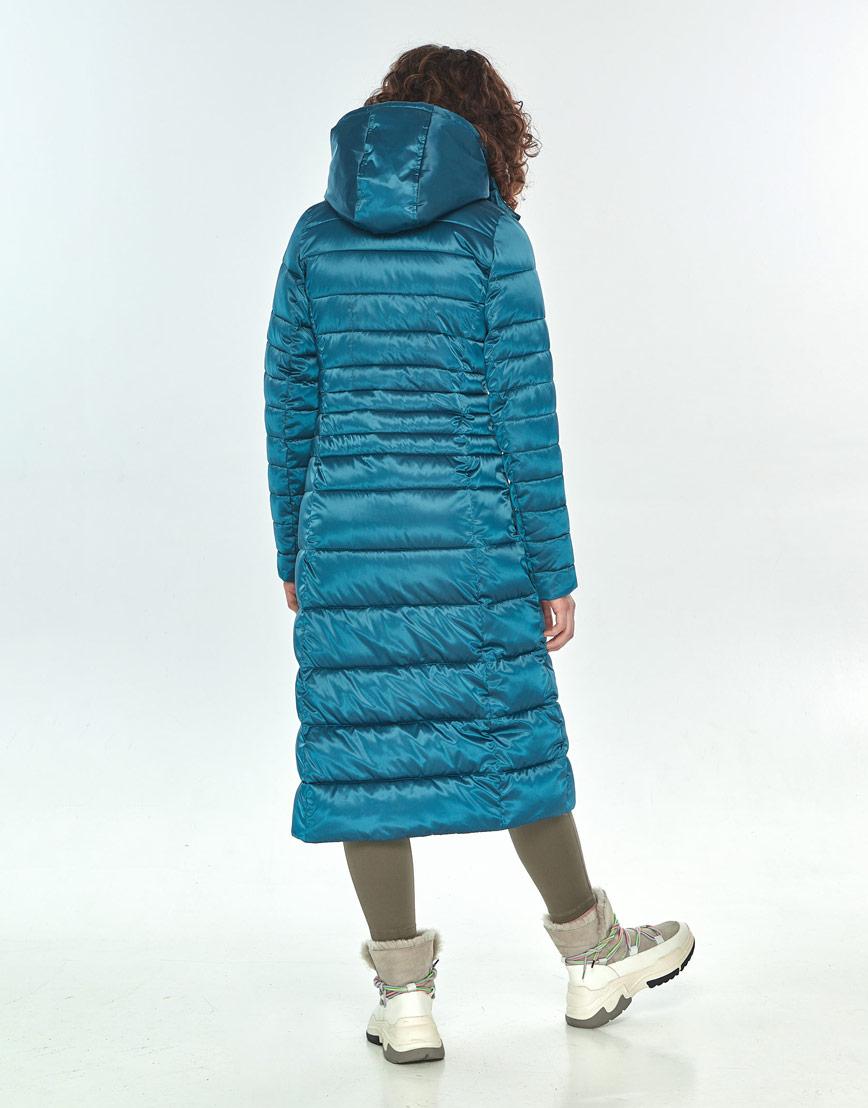 Куртка женская Moc удобная аквамариновая M6430 фото 3