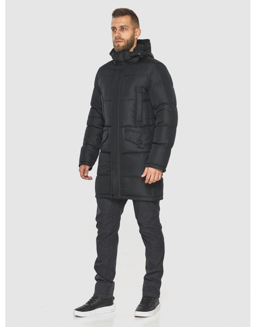 Куртка с карманами мужская Tiger Force чёрная 2814 фото 1