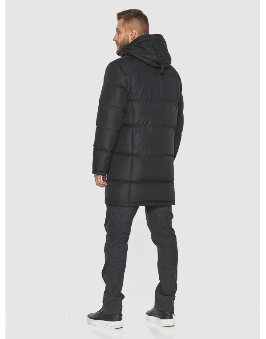 Куртка с карманами мужская Tiger Force чёрная 2814 фото 5
