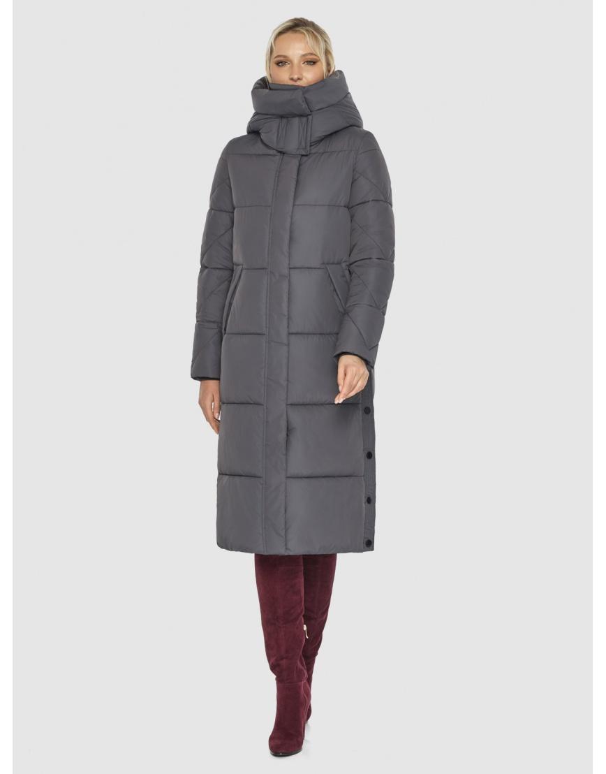 Куртка Kiro Tokao женская стильная серая 60024 фото 1