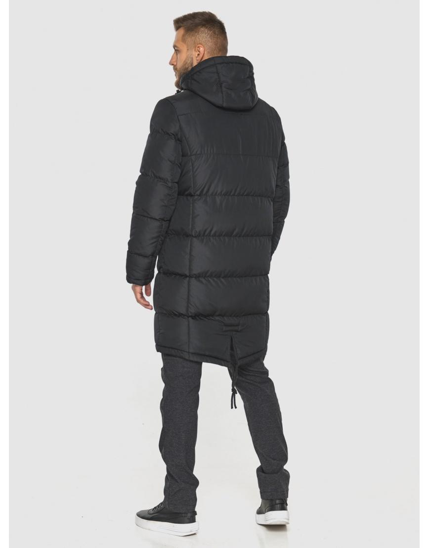 Куртка с капюшоном чёрная мужская Tiger Force 2801 фото 7