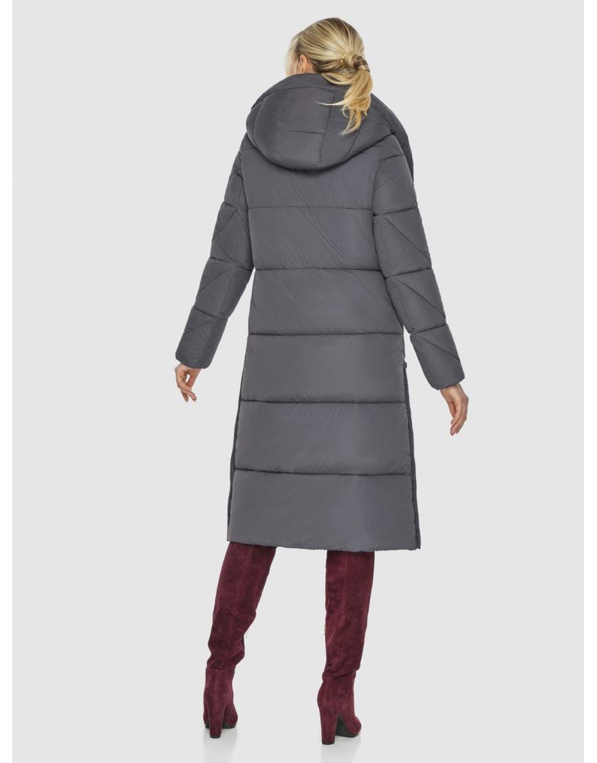 Куртка Kiro Tokao женская стильная серая 60024 фото 4