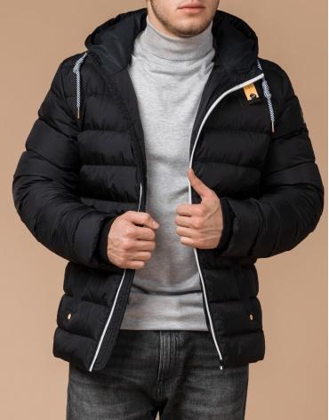 Куртка мужская цвет черный-желтый модель 35228