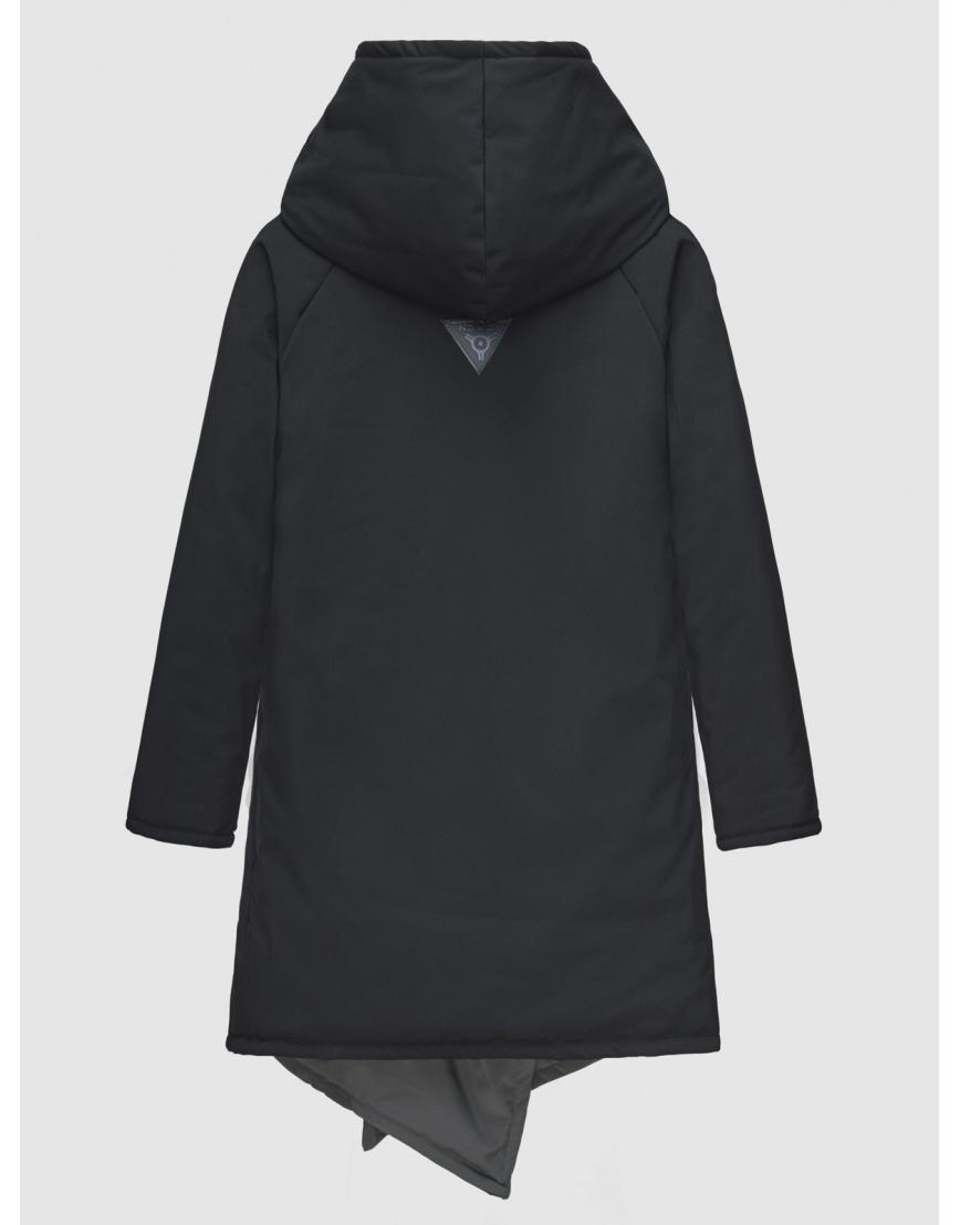 48 (M) – последний размер – куртка двусторонняя женская Neoby чёрная осенняя 200041 фото 3