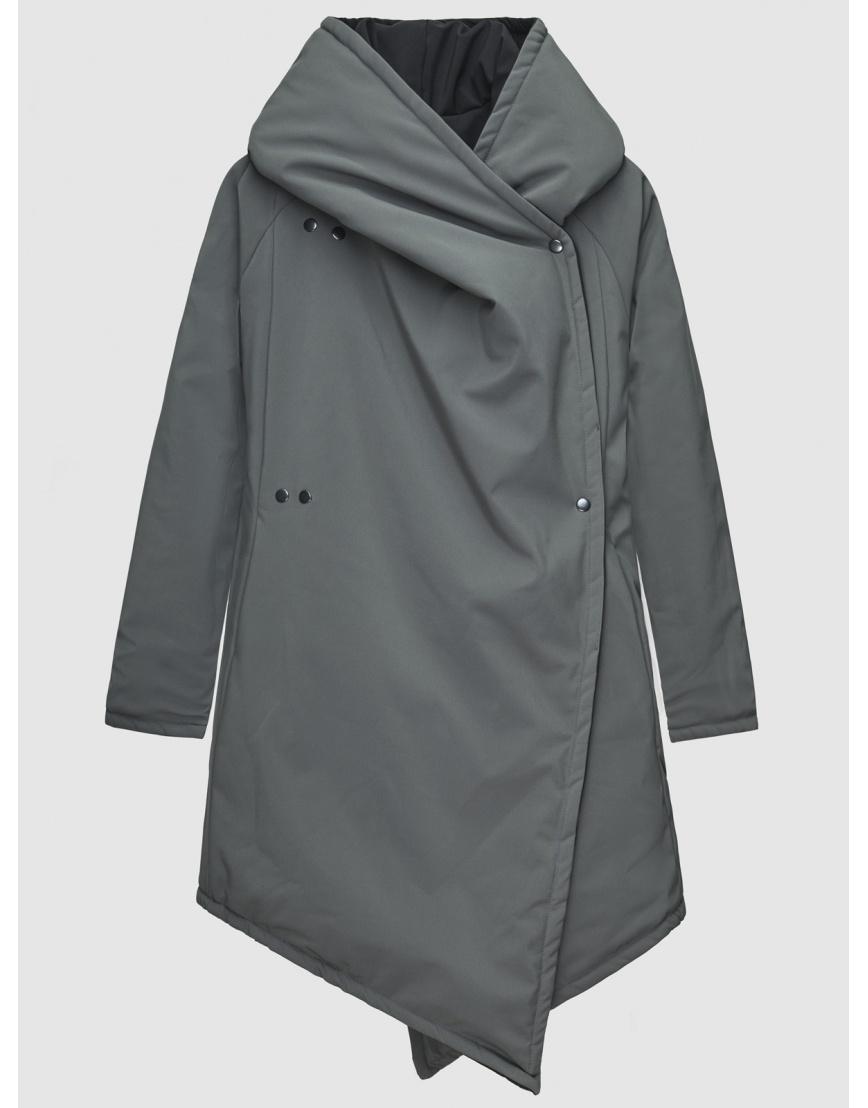 48 (M) – последний размер – куртка двусторонняя женская Neoby чёрная осенняя 200041 фото 2