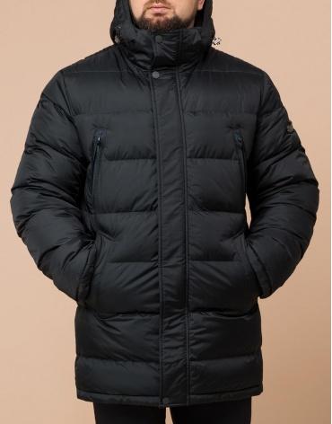 Графитовая куртка большого размера модель 13362 фото 1
