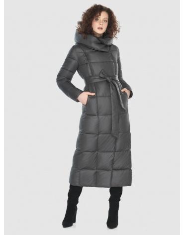 Женская куртка Moc цвет серый M6321 фото 1