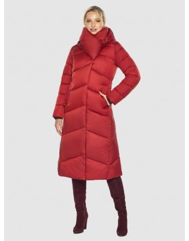 Красная курточка зимняя подростковая Kiro Tokao 60035 фото 1