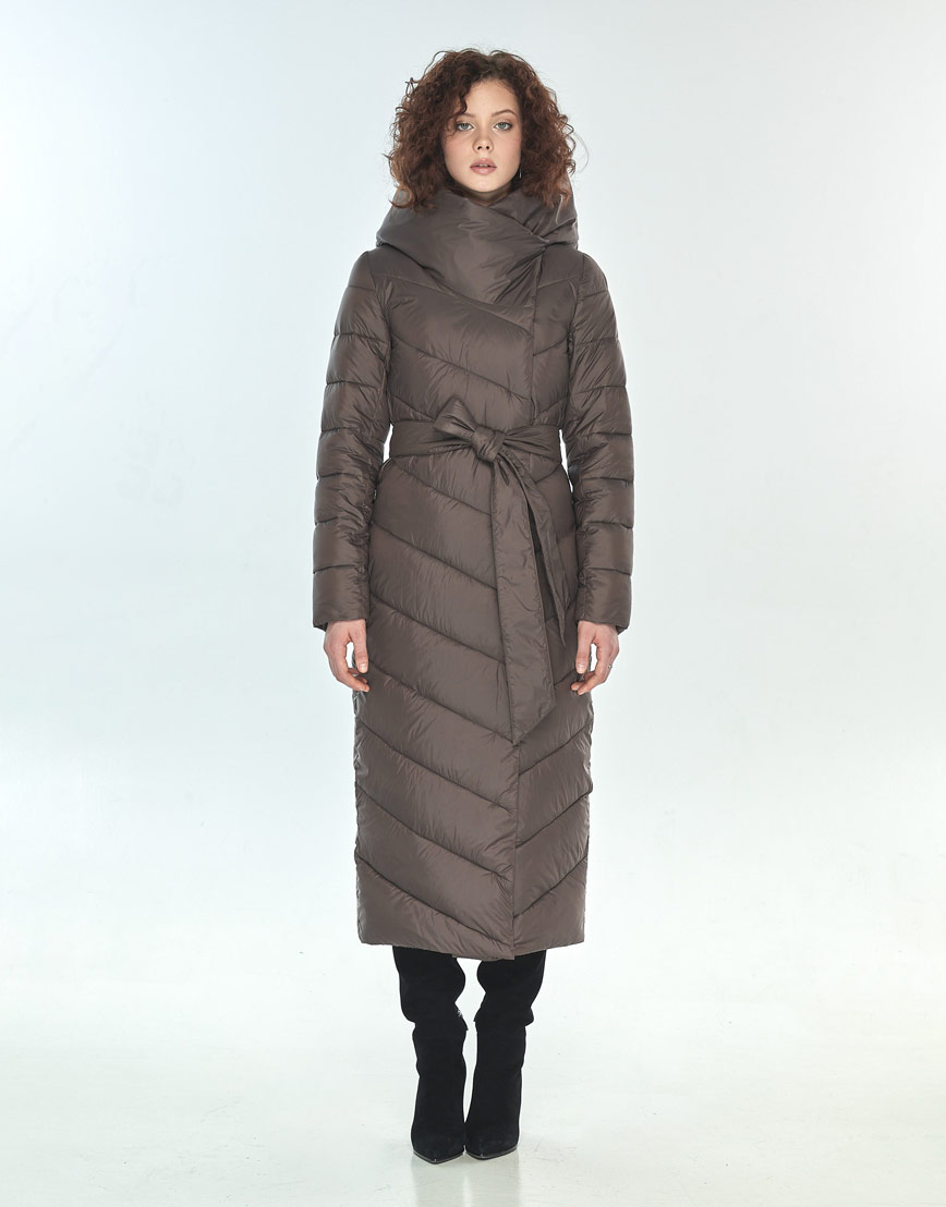 Капучиновая куртка женская Moc практичная M6471 фото 2