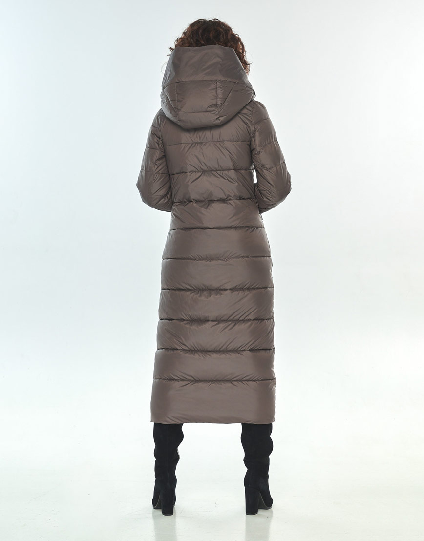 Капучиновая куртка женская Moc практичная M6471 фото 3