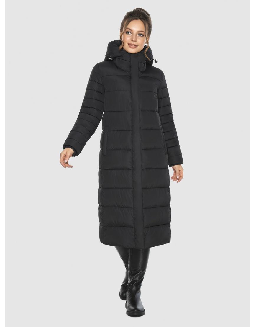 Женская куртка Ajento удобная чёрная 21152 фото 1