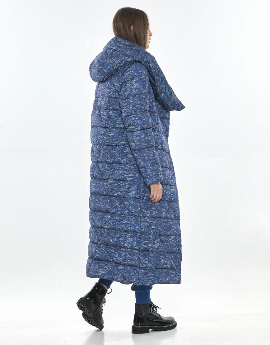 Удобная зимняя куртка с рисунком Vivacana на подростка-девушку 9470/21 фото 3