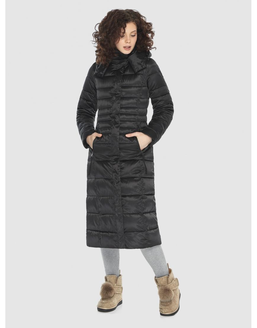 Куртка Moc комфортная женская чёрная M6430 фото 1