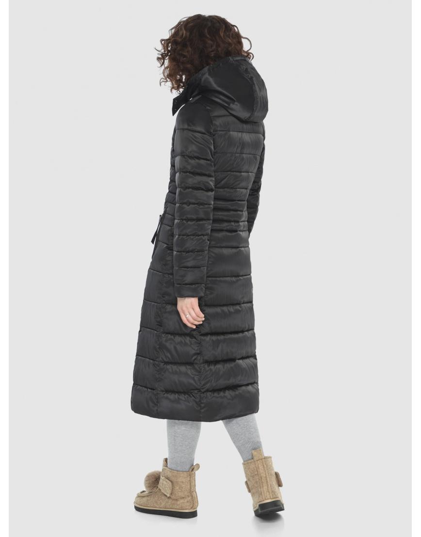 Куртка Moc комфортная женская чёрная M6430 фото 4