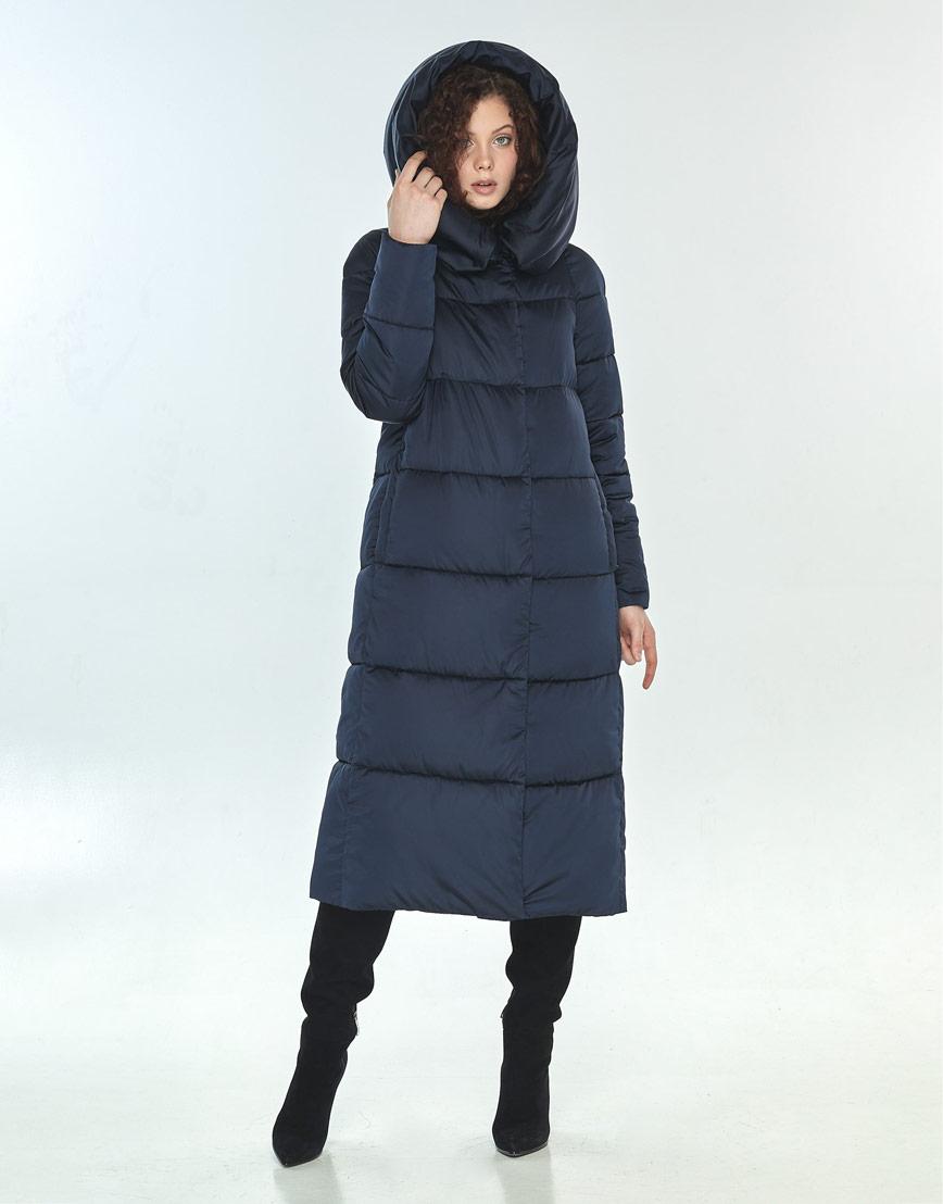 Куртка Moc синяя удобная женская M6530 фото 2