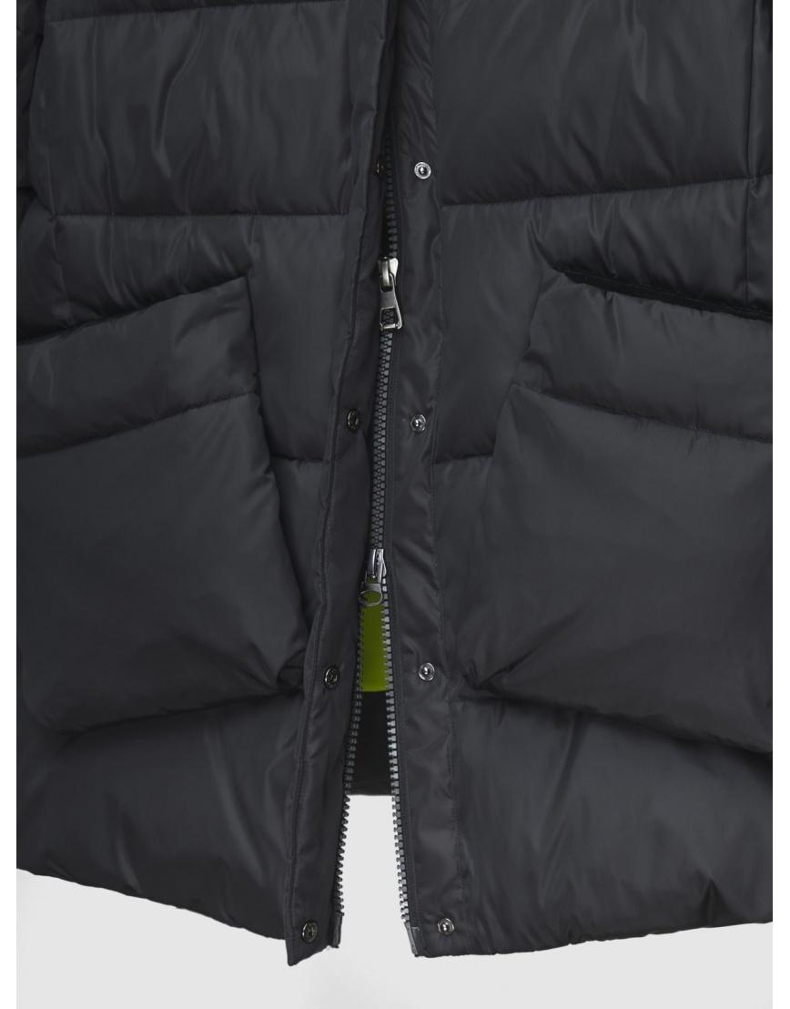 46 (S) – последний размер – чёрная куртка с накладными карманами женская Youth осенняя 200045 фото 4