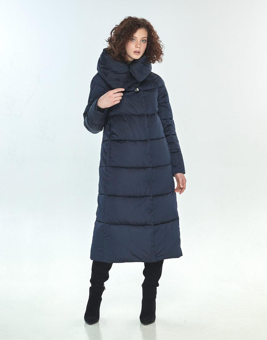 Куртка Moc синяя удобная женская M6530 фото 1