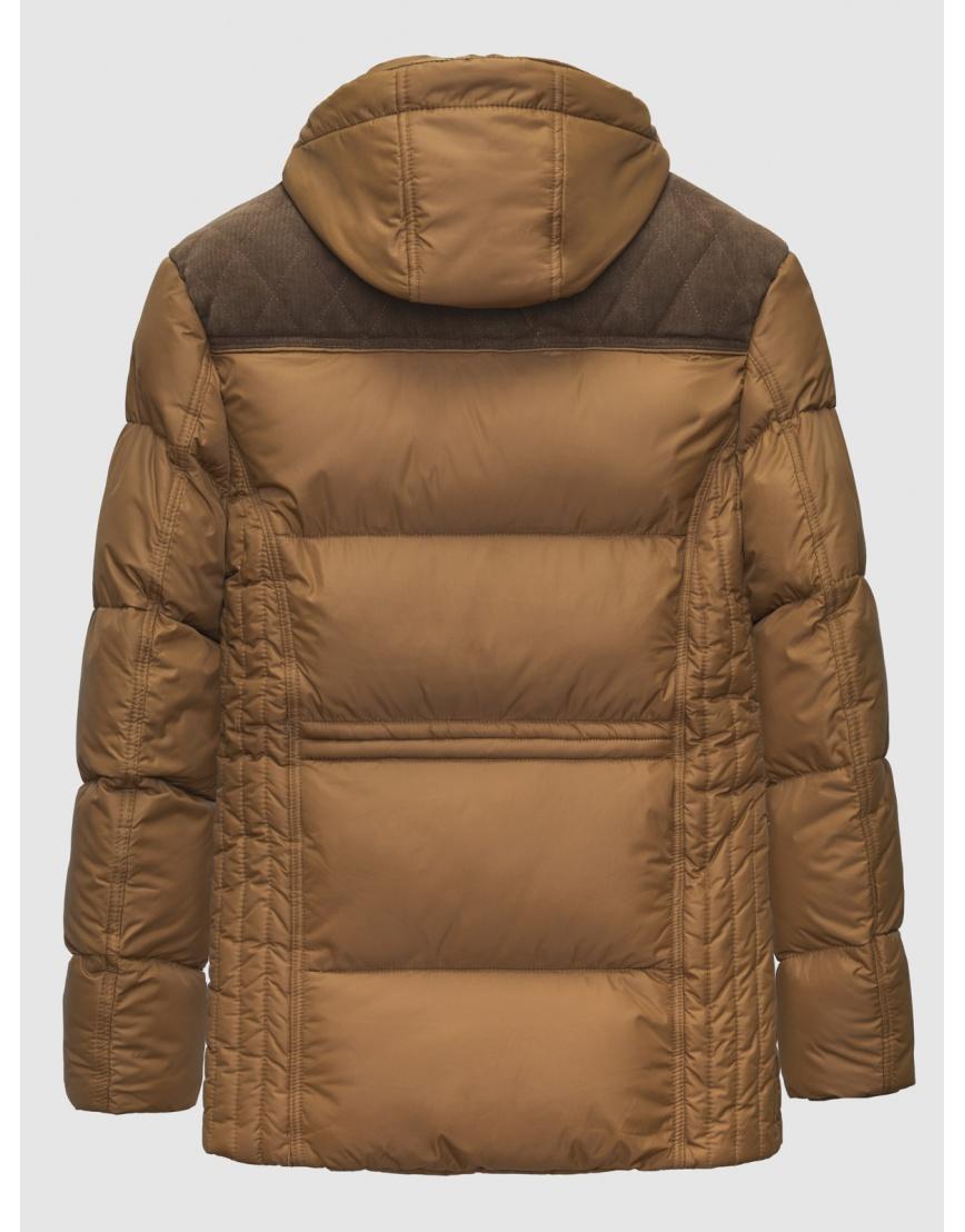 48 (M) – последний размер – пуховик коричневый зимний Pull&Brae мужской тёплый 200070 фото 2