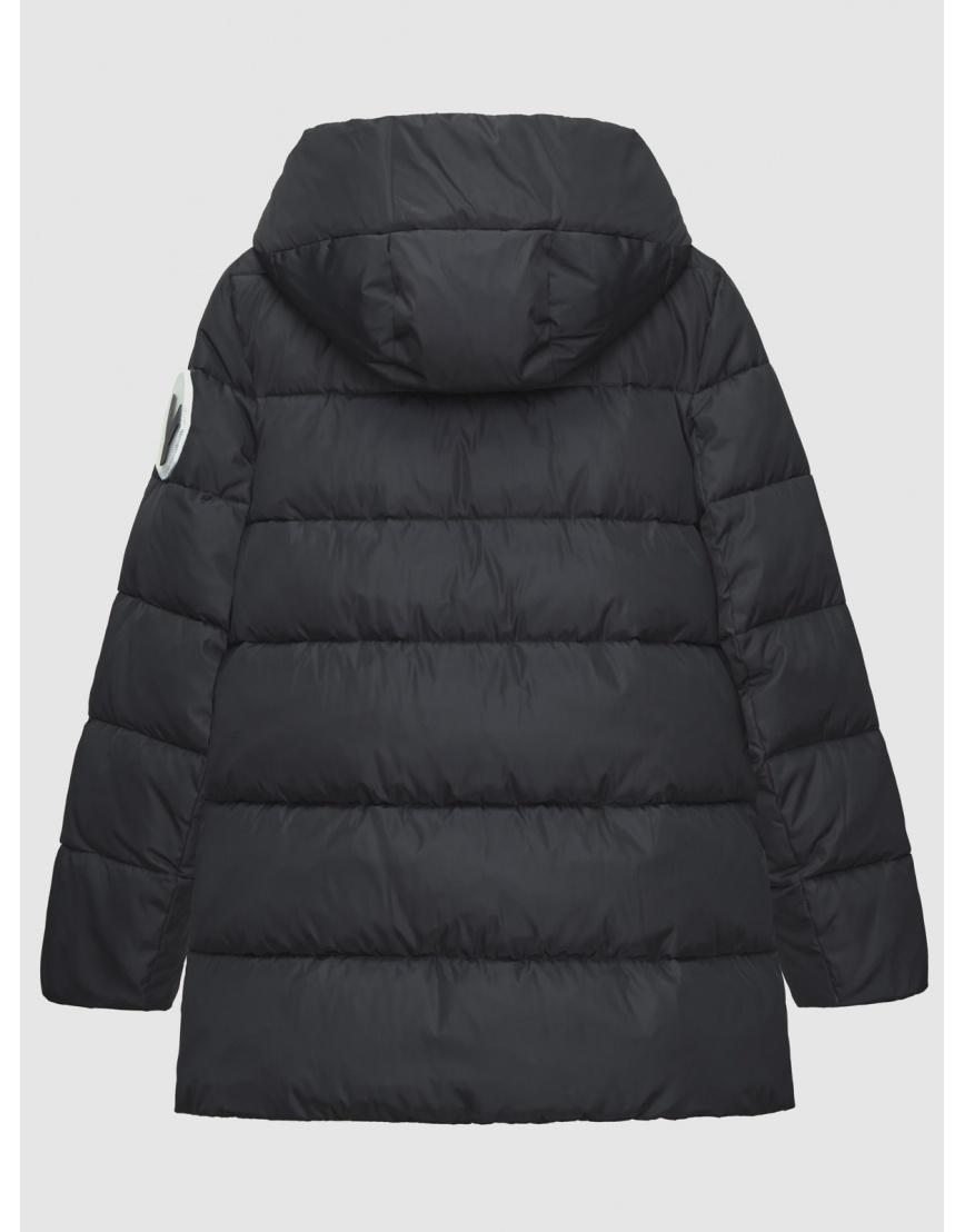46 (S) – последний размер – чёрная куртка с накладными карманами женская Youth осенняя 200045 фото 2