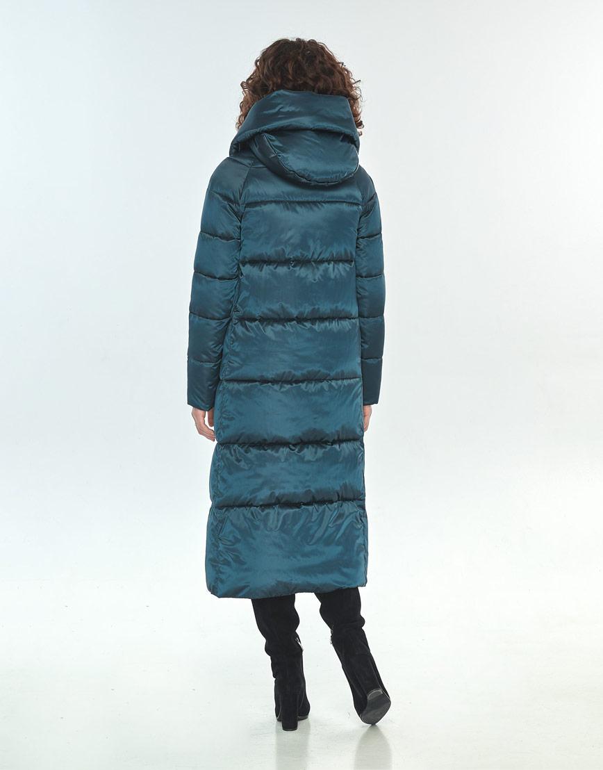 Зелёная куртка женская Moc модная M6530 фото 3