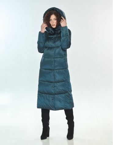 Зелёная куртка женская Moc модная M6530 фото 1